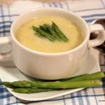 Суп-крем из спаржи