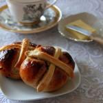 Пасхальные булочки от Дж.Оливера
