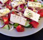 Салат Греческий: классический рецепт