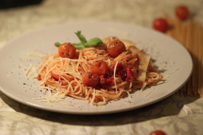 Соус белый к спагетти рецепт в домашних условиях 143