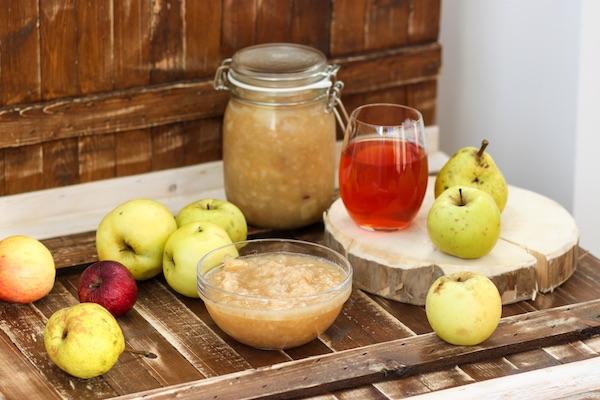 Яблочное пюре: рецепт детям и взрослым