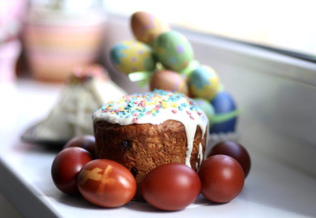 Пасхальный кулич: домашняя выпечка к празднику