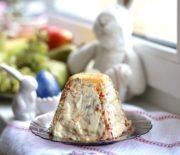 Пасха заварная творожная: рецепт к празднику Пасхи