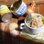 sup-iz-konservirovannoj-sajry-recept