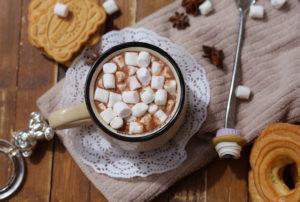 горячий пряный шоколад рецепт