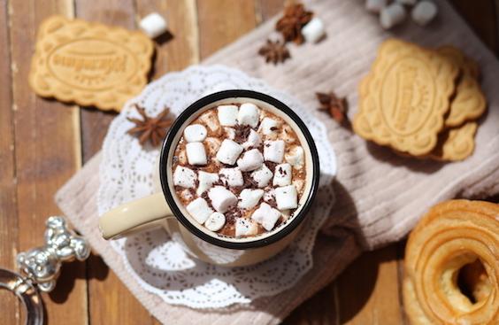 Горячий пряный шоколад: греемся вкусно!