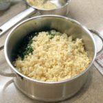tabule: salat c bulgur i zelenju