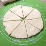 рогалики творожные выпечка рецепт