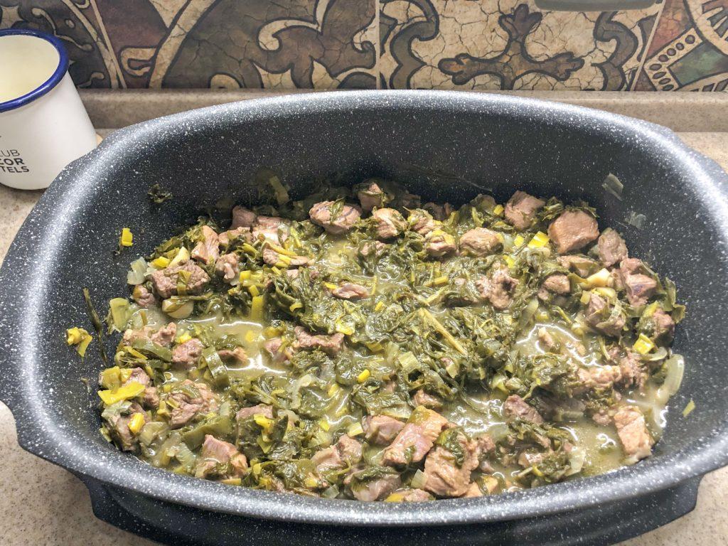 Чакапули: рецепт грузинской кухни