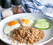 Гречка: сытный и питательный завтрак