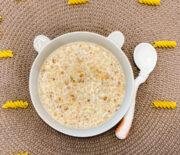 Каша гречневая на молоке: детское меню