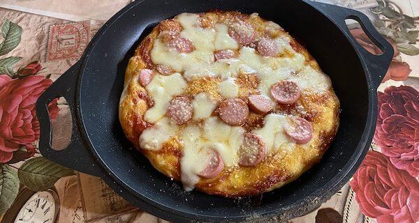 Пицца от Джейми Оливера: итальянская пицца в русской печи