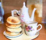 Лепешки с сыром: как готовить в русской печи