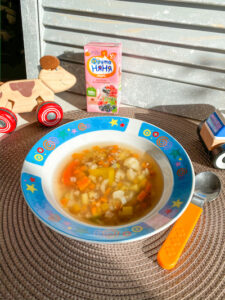 суп из гречневой крупы, рецепт