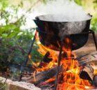 Чугунная сковорода или казан: как выбрать и использовать