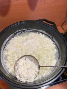 свежий адыгейский сыр