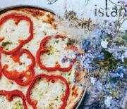 Киш: песочный пирог с сыром и брокколи