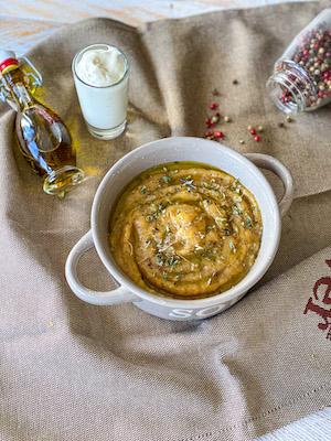 суп пюре овощной